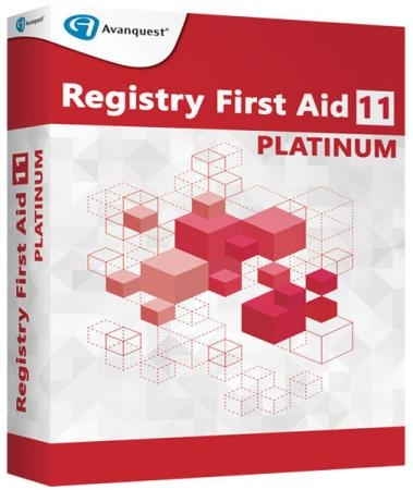 Registry First Aid Platinum 11.3.0 Build 2585