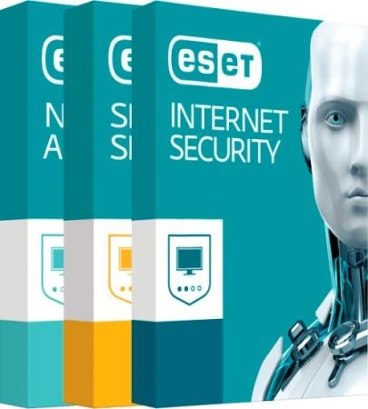 ESET NOD32 Antivirus / Internet Security / Smart Security Premium 12.1.34.0 RePack by KpoJIuK
