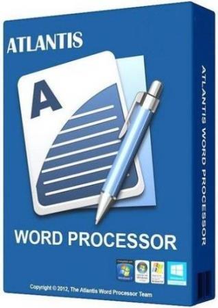 Atlantis Word Processor 3.2.13.4