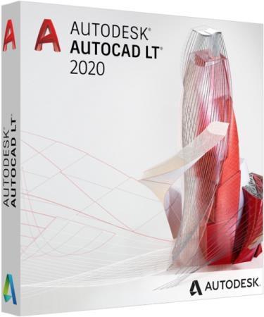 Autodesk AutoCAD LT 2020 by m0nkrus
