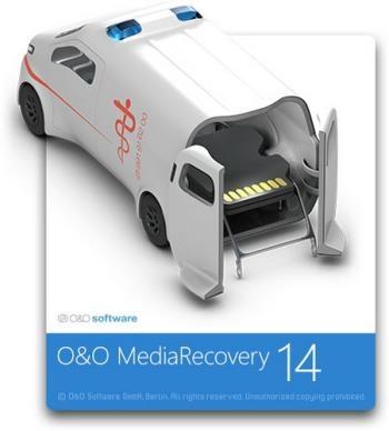 O&O MediaRecovery Professional 14.0.3
