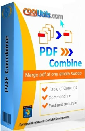CoolUtils PDF Combine 6.1.0.146