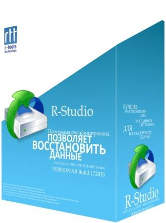 R-Studio 8.10 Build 173857 Network Edition RePack & Portable by KpoJIuK