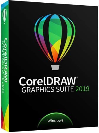 CorelDRAW Graphics Suite 2019 21.1.0.628