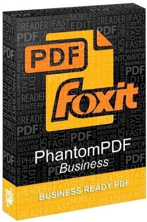 Foxit PhantomPDF Business 9.5.0.20723 RePack & Portable by elchupakabra