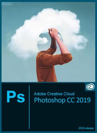 Adobe Photoshop CC 2019 20.0.4 Portable by conservator + Plug-ins
