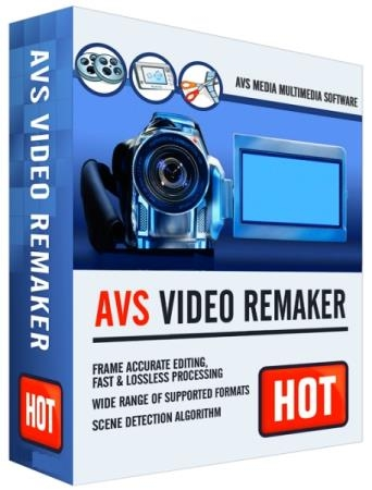 AVS Video ReMaker 6.2.3.228
