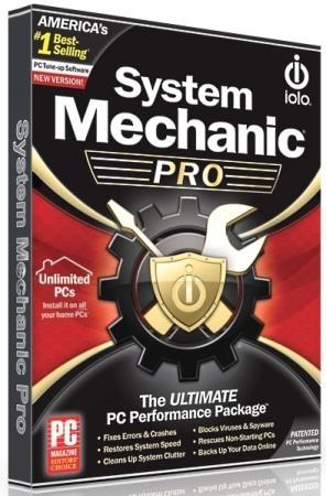 System Mechanic Pro 18.7.1.85