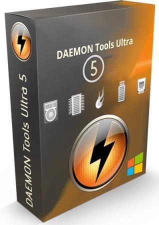 DAEMON Tools Ultra 5.5.0.1046