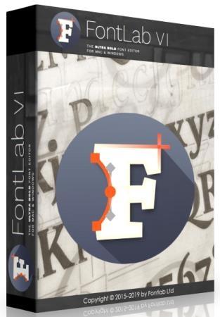 FontLab VI 6.1.4.7043