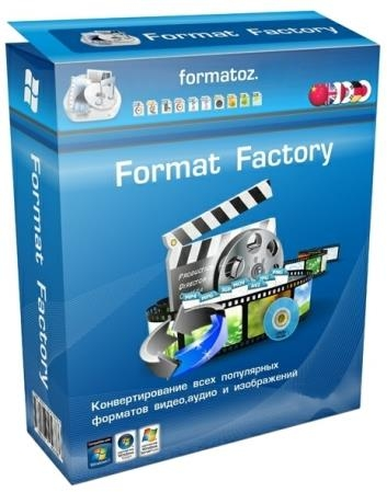 Format Factory 4.6.0.2 RePack & Portable by TryRooM
