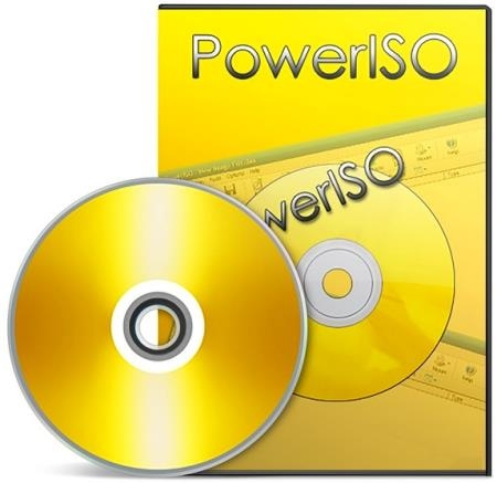 PowerISO 7.4 RePack & Portable by elchupakabra
