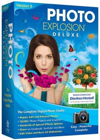 Avanquest Photo Explosion Deluxe 5.09.31216