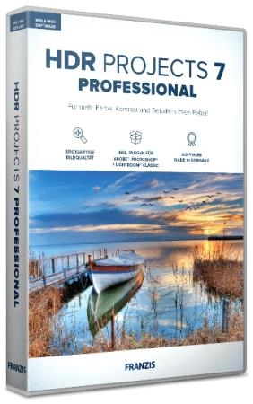 Franzis HDR projects 7 professional 7.23.03465 Portable by conservator