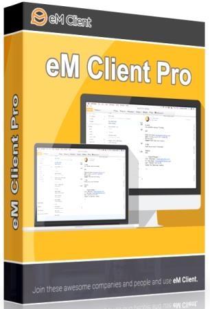 eM Client Pro 7.2.35464.0 RePack & Portable by KpoJIuK