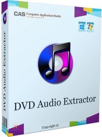 DVD Audio Extractor 8.0.0