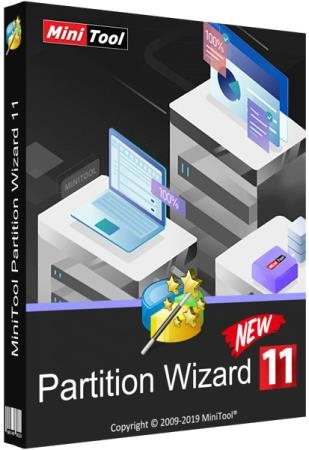 MiniTool Partition Wizard Technician 11.0.1 RePack by KpoJIuK