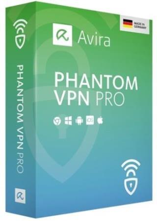 Avira Phantom VPN Pro 2.24.1.25128 RePack by elchupacabra