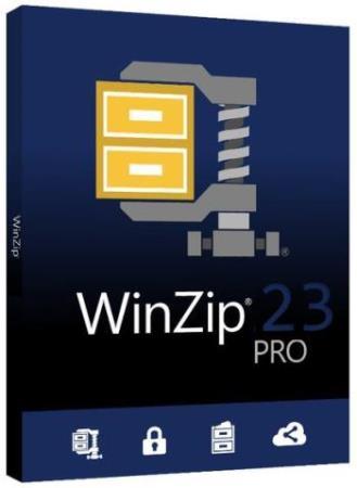 WinZip Pro 23.0 Build 13431 RePack by Diakov