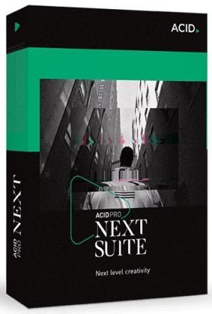 MAGIX ACID Pro Next Suite 1.0.1 Build 17