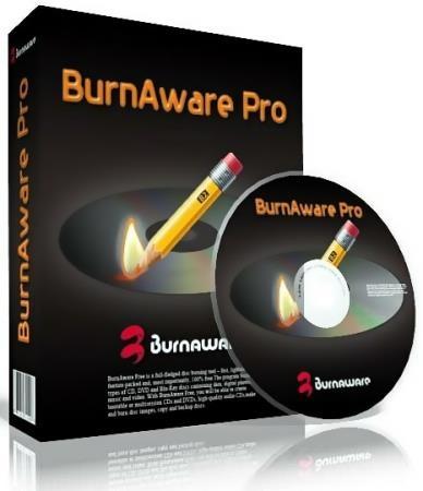 BurnAware 12.3 Professional RePack & Portable by KpoJIuK