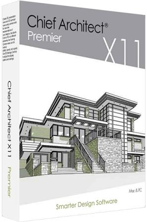 Chief Architect Premier / Interiors X11 21.2.0.48
