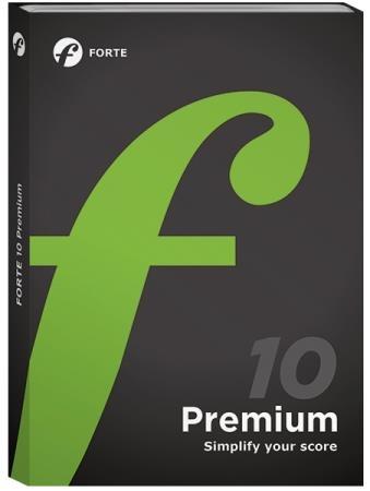 Forte Notation FORTE 10 Premium 10.1.0 + Rus