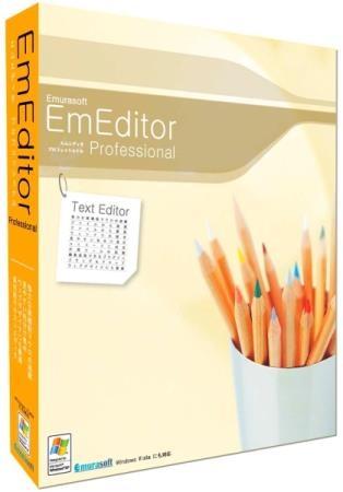 Emurasoft EmEditor Professional 18.9.0 Final + Portable