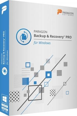 Paragon Backup & Recovery Pro 17.4.3