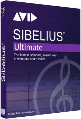 Avid Sibelius Ultimate 2019.4.1 Build 1408