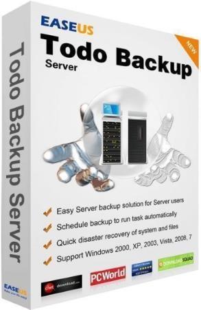 EaseUS Todo Backup Advanced Server 12.0.0.1