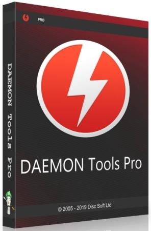 DAEMON Tools Pro 8.3.0.0742