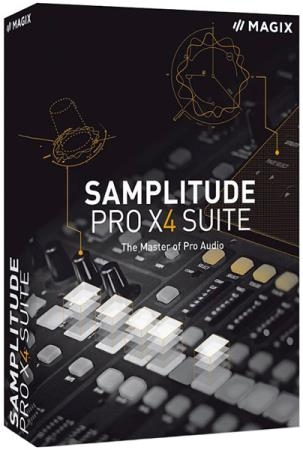 MAGIX Samplitude Pro X4 Suite 15.1.1.236 + New Rus + Content