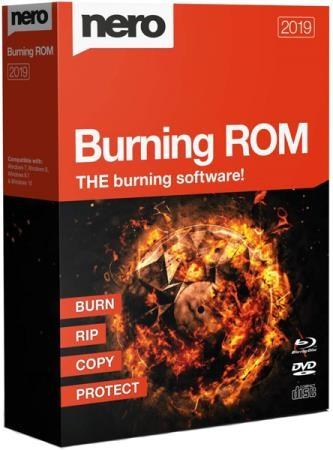 Nero Burning ROM & Nero Express 2019 20.0.2012 Portable by Alz50
