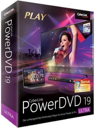 CyberLink PowerDVD Ultra 19.0.1714.62