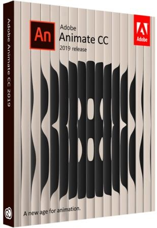 Adobe Animate CC 2019 19.2.1.408 RePack by Pooshock