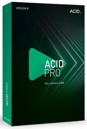 MAGIX ACID Pro 9.0.1.17 RePack by elchupakabra