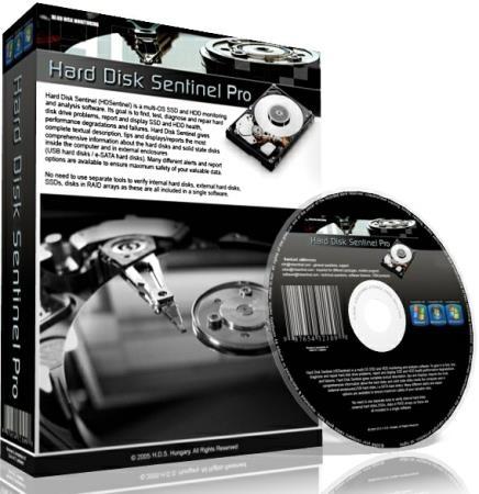 Hard Disk Sentinel Pro 5.40.5 Build 10482 Beta