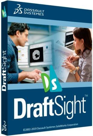 DraftSight Enterprise Plus 2019 SP0 + Portable