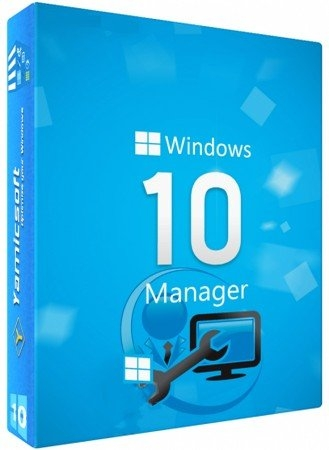 Windows 10 Manager 3.0.8 RePack/Portable by Diakov