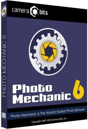 Camera Bits Photo Mechanic 6.0 Build 3185