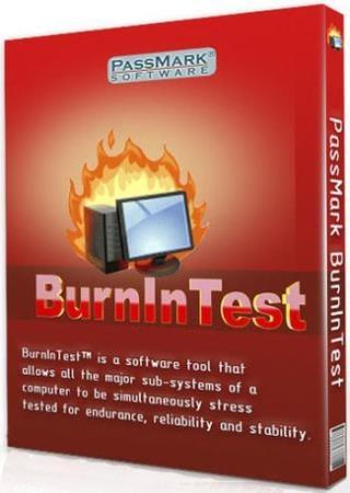 PassMark BurnInTest 9.0.1015.0 RePack/Portable by elchupacabra