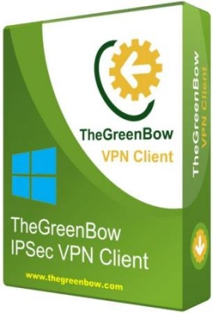 TheGreenBow IPSec VPN Client 6.62.002
