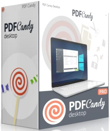 Icecream PDF Candy Desktop Pro 2.81
