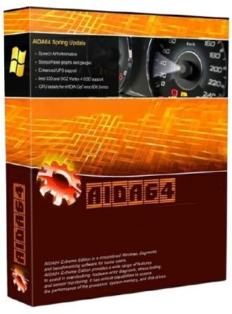 AIDA64 Extreme/Engineer/Business/Network Audit 6.00.5100 Final RePack & Portable by TryRooM