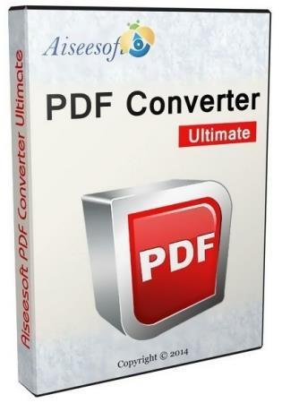 Aiseesoft PDF Converter Ultimate 3.3.22 + Rus