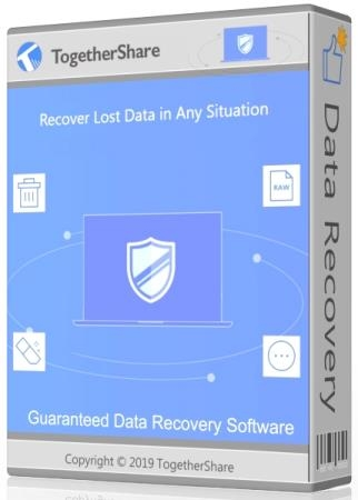 TogetherShare Data Recovery 6.7.0 Professional / Enterprise / AdvancedPE + Rus