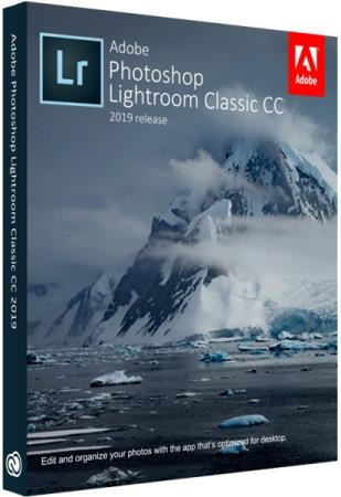Adobe Photoshop Lightroom Classic CC 2019 8.3.1 RePack by KpoJIuK