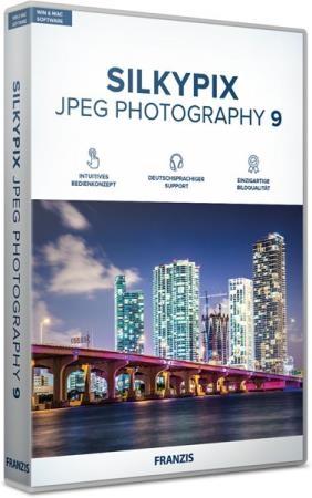SILKYPIX JPEG Photography 9.2.7.1 + Rus