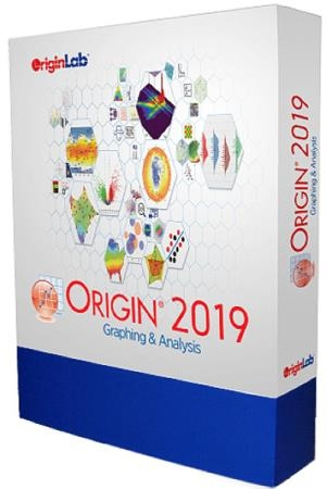OriginLab OriginPro 2019b Build 9.6.5.169